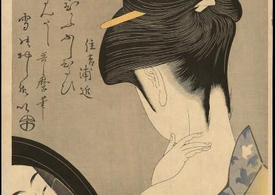 Utamaro, Kitagawa. Belezas,1753-1806.