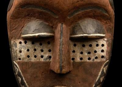 Máscara Léga (Congo).