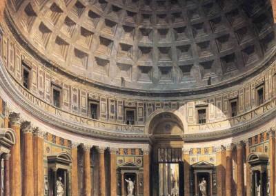 Agripa. Pantheon, 27 A.C.