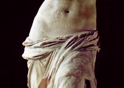 Alexandros de Antióquia. Vênus de Milo, 200 A.C.