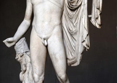 Apolo de Belvedere, 350 A.C.