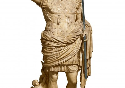 Augusto de Prima Porta, 20 D.C.