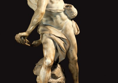 Bernini, Giovanni. David, 1623-24.