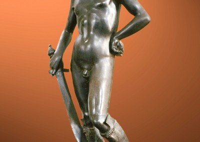 Donatello. Davi, 1430-32.