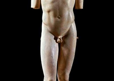 Kritios. Efebo, 485 A.C.
