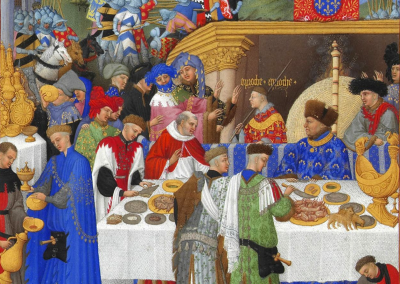 Limbourg, Paul. Mui ricas horas do Duque de Berry.