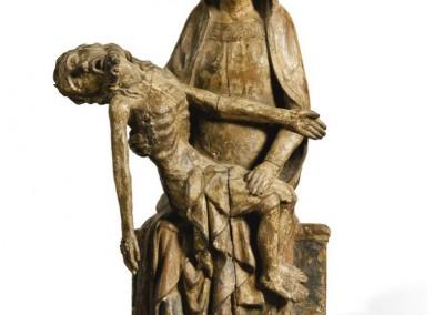 Pietá. Reno, Alemanha, cerca de 1350-1360.