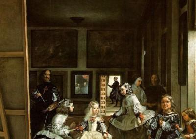 Vélazquez, Diego. As meninas, 1656.