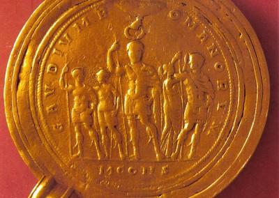 cunhagem do imperador Constantino