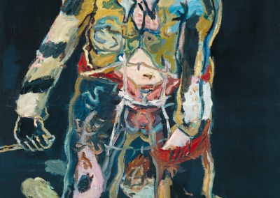Baselitz, Georg. Rebelde, 1965.