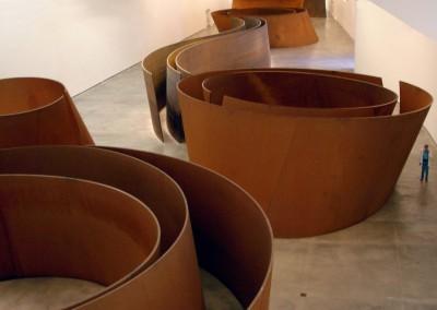 Serra, Richard. Questão de tempo,1994–2005.