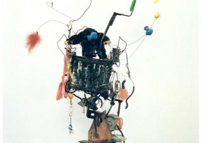 Tinguely, Jean. WackelBaluba,1963-72.