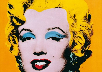 Warhol, Andy. Marilyn, 1964.
