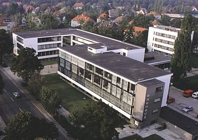 Gropius, Walter. Dessau, 1925.
